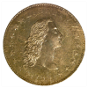 Flowing Hair Cent 1793