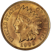 Indian Head Cent 1859-1909