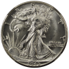Walking Liberty Half Dollar 1916-1947