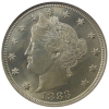 Liberty Nickel 1883-1912